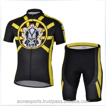 Sublimation Cycling Shirts Cycling Jerseys For Mountain Bike