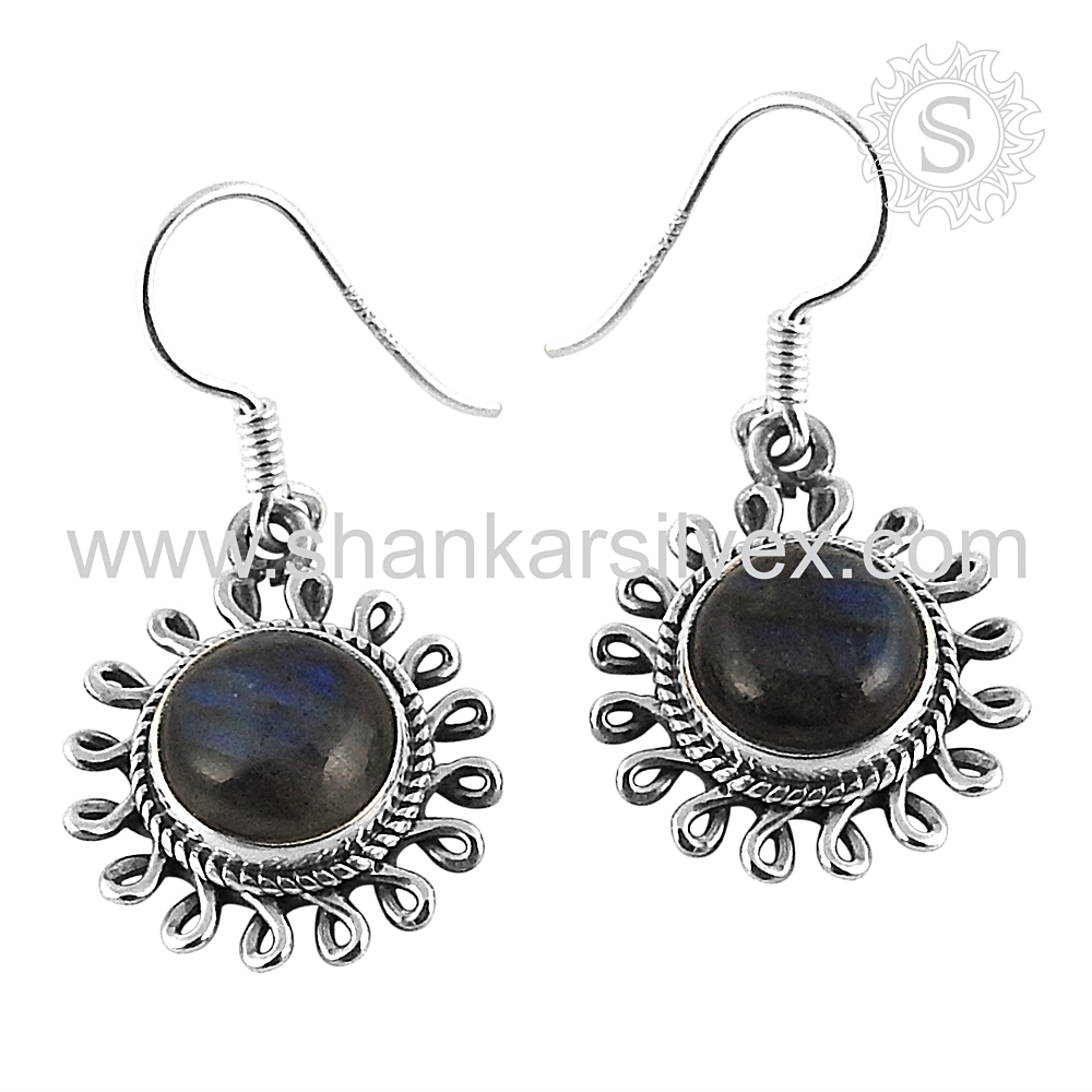 lucid ! 925 Sterling Silver Jewelry Supplier ,Silver Manufacture Jewelry, Indian Silver Jewelry Earring