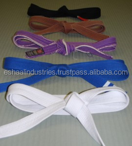 Martial Arts Karate Tae Kowan Do Judo Jiu Jitsu Color Belts bjj
