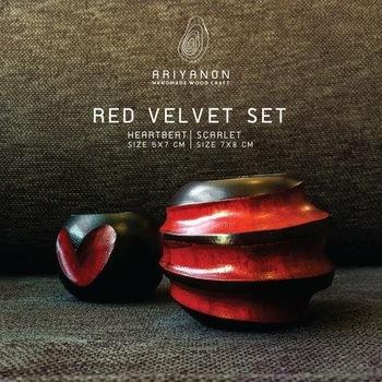 Bougeoir En Boisà La Main En Bois Artisanat Cadeau Souvenir De Thaïlande Ariyanon Buy En Bois De Cadeau De Mariage Product On Alibabacom