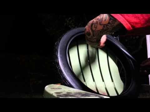 get quotations how to make whitewall tire with electrical tape