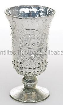 289 & Silver Flower VaseGlass Flower VaseFlower PotMosaic VaseDecorative Flower PotGlass PaintedSilver Flower Vase - Buy Clear Glass Flower VasesTall ...