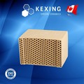 Loose Cordierite Honeycomb ceramic substrate for RTO RCO