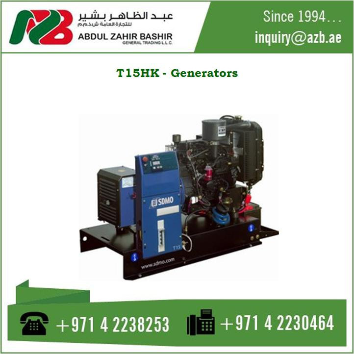 Manufacturer/ Dealer / Exporter of All Type Diesel Generators