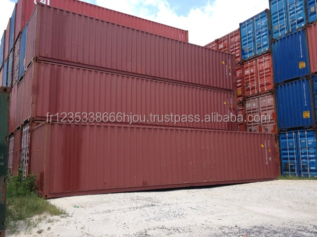 /40/Used container now selling in africa/40ft-/1000L used/Second Hand 20gp 40gp Used Container