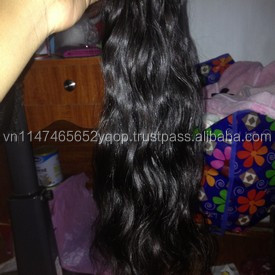 good quality, wholesale price for natural wavy hair 11
