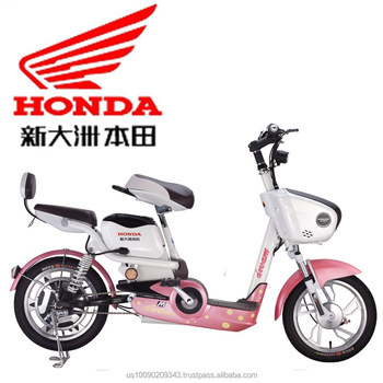 Honda Electric Bicycle M 6 With Cbs Combi Braking System