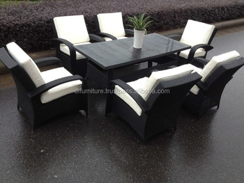 새로운 스타일 2015 뜨거운 판매 현대 의자 및 테이블 식당 세트 ...