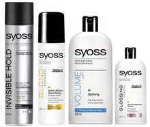 Syoss Hair Conditioner Glossings Shine Seal