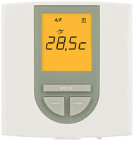Electronic thermostat for heating floor