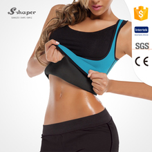 S-SHAPER Wholesale Gym Fitness Sweat Sauna Tank Top Vest