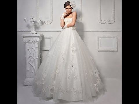 Wedding Dress Styles - Vintage Style Wedding Dresses - Plus Size Wedding Dresses