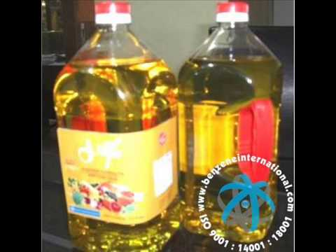 Palm Oil Benzene International Singapore