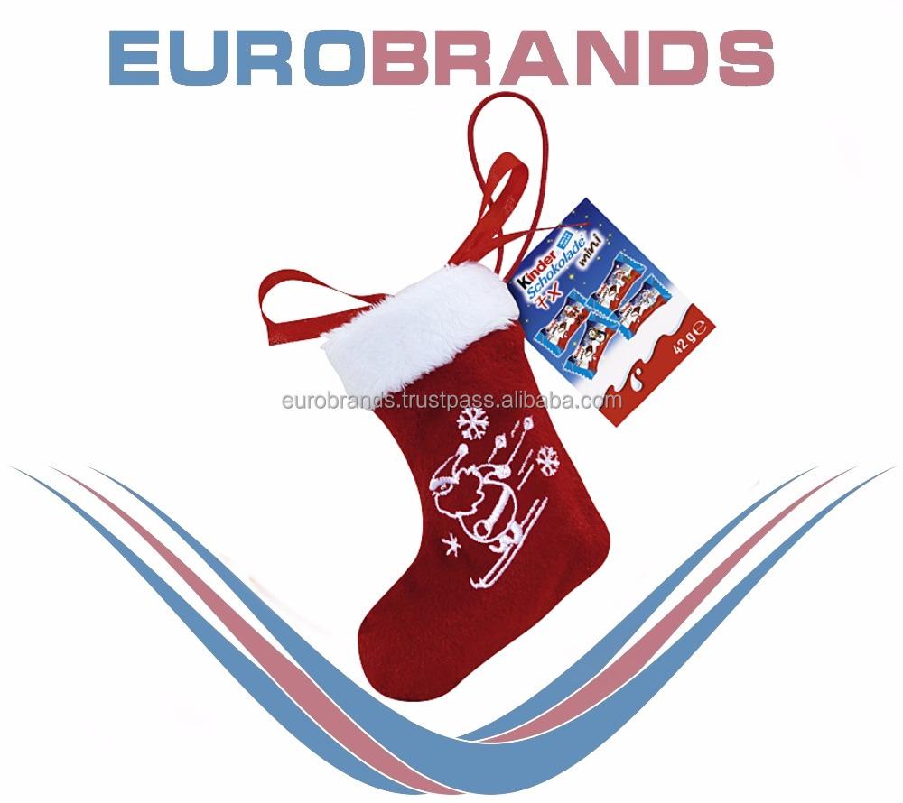 Ferrero Kinder Schokolade Mini Stiefel 42g Buy 费列罗批发商,圣诞糖果批发,费列罗供应商 Product on