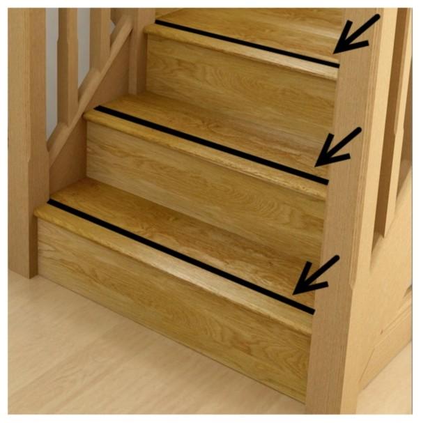 Delightful Embedded Anti Slip Inserts For Stair Treads In Wood Steps   Buy Anti Slip  Inserts For Stair Treads,Embedded Anti Slip Inserts For Stair Treads,Anti  Slip ...