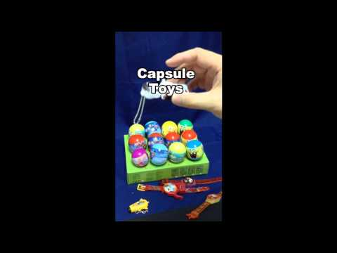Candy toys, Capsule toys, Bubble toys from Toy Paradise Manufacturer Ltd.