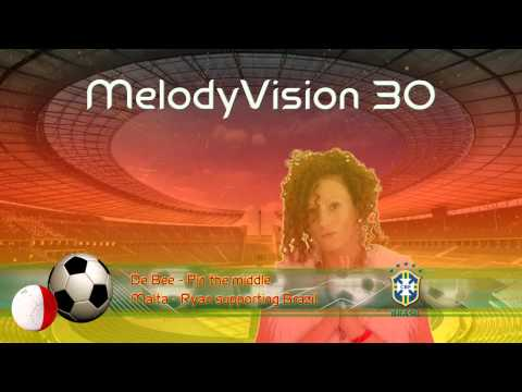 MelodyVision 30 - MALTA - De Bee - Pin the middle