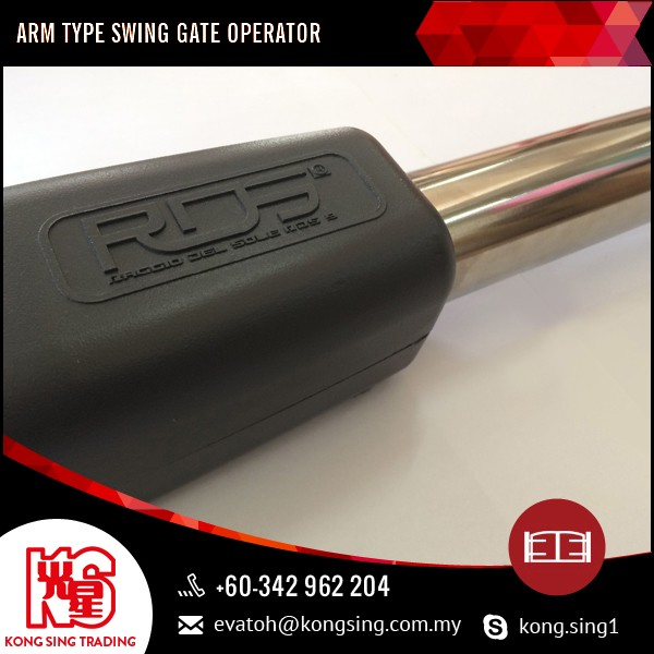 Arm Swing Door/gate Opener/operator Available From Top Supplier ...