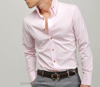 ebe68d28a4 custom dress shirts - New Fancy Simple Design Formal Dress Men's Stripe  Shirts