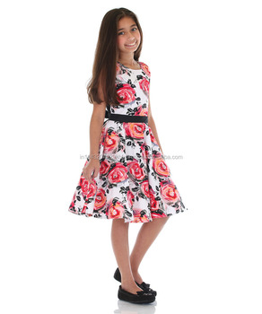 26404632e695 European Fashionable Frocks For Baby Girls - Buy Frock Designs For ...