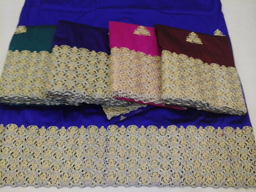 AFRICSN FABRICS MANUFACTURER SUPPLIER FROM INDIA WITH BLOUSE