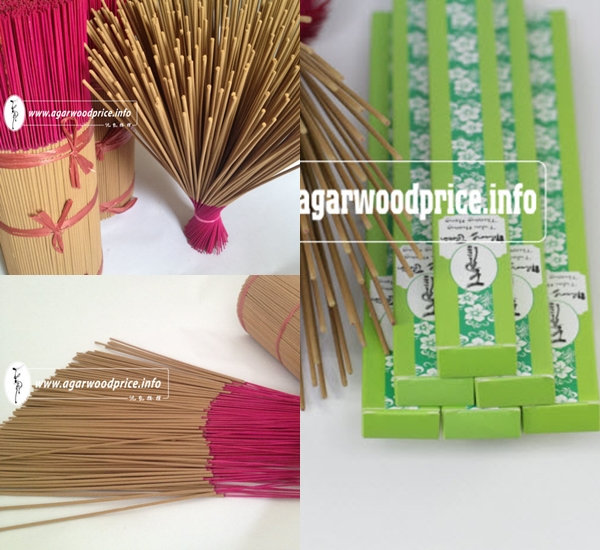 Vietnam Agar wood cored incense stick, the best price for wholesale at Min Order 10kg