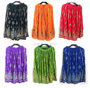 d7b412b9c Long Hippy Gypsy Skirts, Long Hippy Gypsy Skirts Suppliers and ...