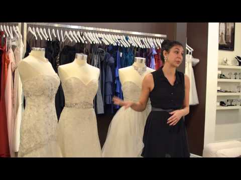 What Wedding Dress Looks Good on a Plus-Size Hourglass Bride? : Wedding Dresses & Bridal Fashion