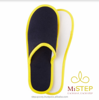 custom brand spring summer Viet Nam disposable slipper, hotel slipper salon slipper