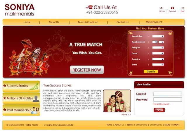 Dating-Website curvy