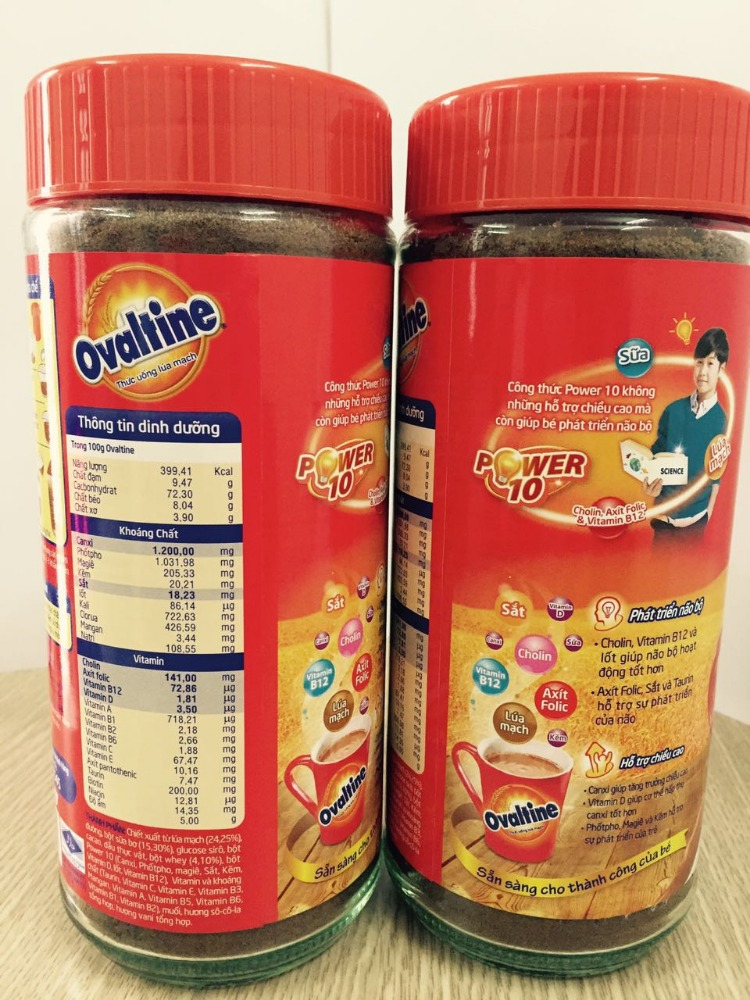 ovaltine product in malaysia Now both ovaltine and milo have undergone many changes in packaging, product types and taste as well it seems that milo are more aggressive in advertising especially in the sports arena as you can see on the ovaltine we have here are made in thailand while i believe the milo are made in malaysia.