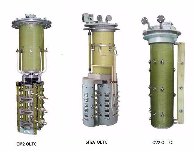 Vacuum On-load Tap Changers For Oil Immersed Transformers