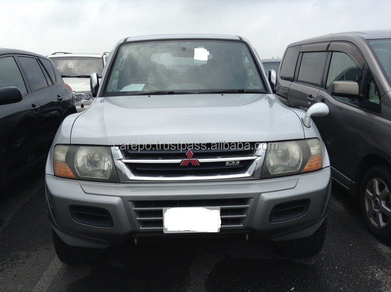 JAPANESE USED CARS FOR SALE DIESEL FOR MITSUBISHI PAJERO LONGEXCEED V78W EXPORTED FROM JAPAN