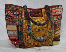 Ethnique indien fronde BOHO TRIBAL fourre-tout traditionnel VINTAGE <span class=keywords><strong>BANJARA</strong></span> sac
