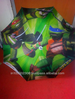 Stylish And Customized Digital Printed Umbrella