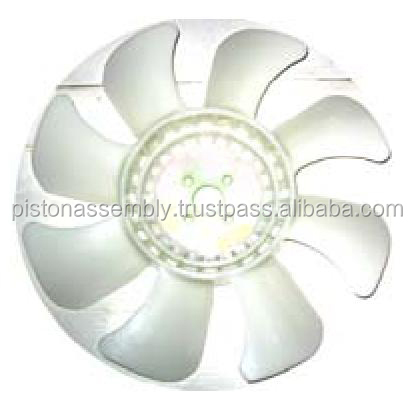 kubota engine spare parts fan cooling l4508 8way p n 34550-16210