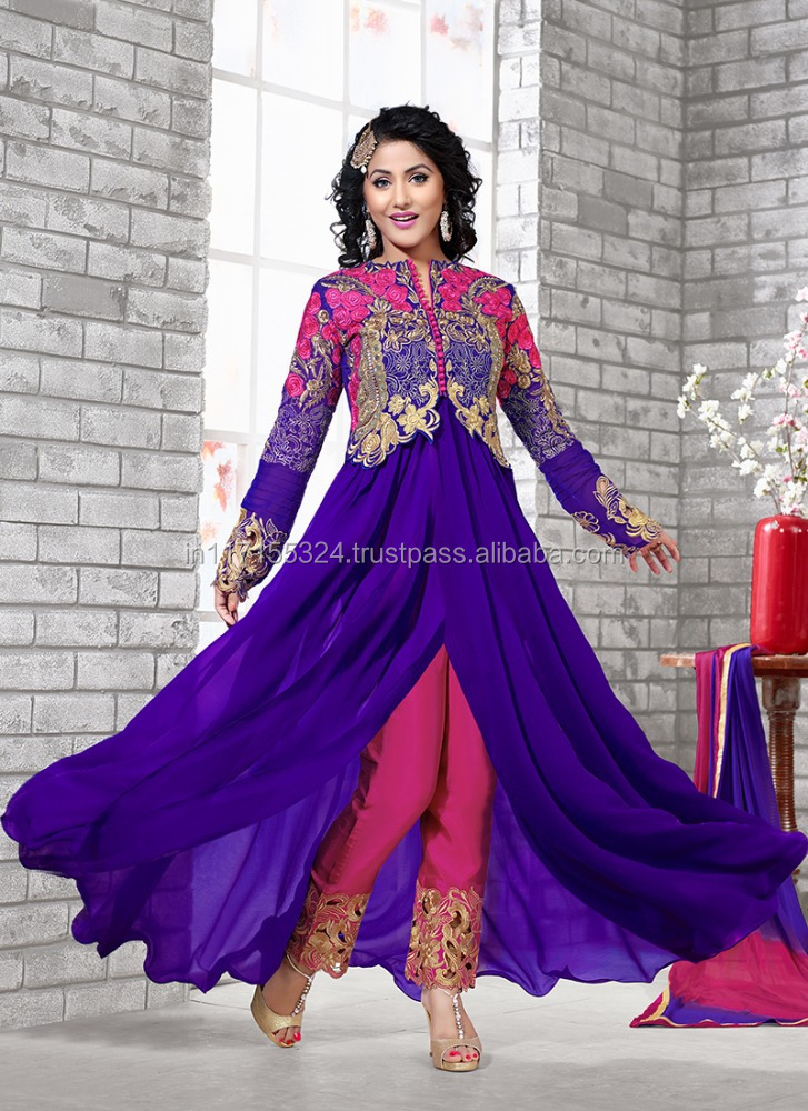 Indian Culture Clothing\\indian Party Wear Salwar Suits\\wholesale ...