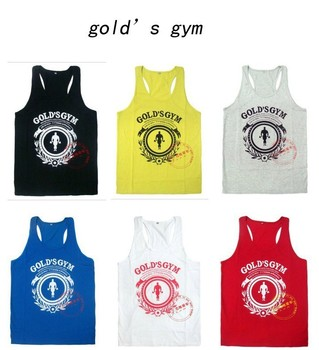 b304ea0b381cb1 Wholesale custom lycra cotton bodybuilding gym wear for men running singlet stringer  tank top