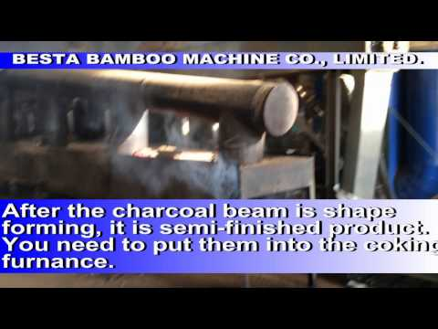 Bamboo Charcoal Machine Video, Bamboo Briquette Making Machine Best Supplier)