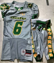 American football jersey 49ers uniforms Wholesale custom designed American football jersey in sublimation print SS-2835
