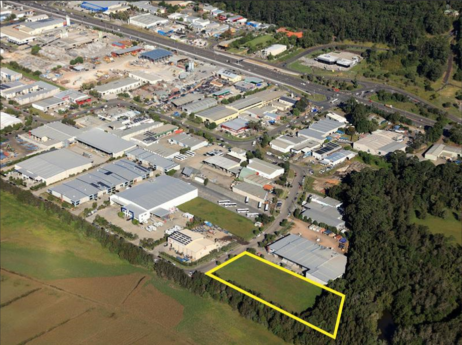 Cheapest Industrial Land in Sunshine Coast Kunda Park QUEENSLAND AUSTRALIA Zoned heavy/core industry