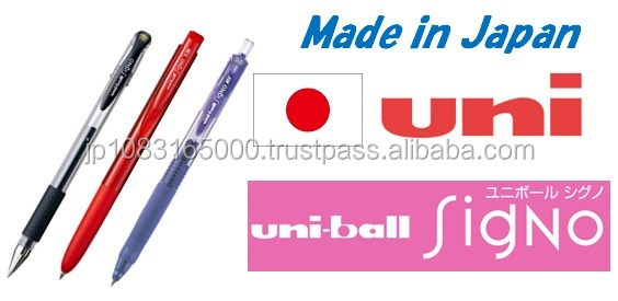 High quality and Reliable Mitsubishi uni ball signo gel ink ballpoint pen UM15128.12 with Best-selling made in Japan