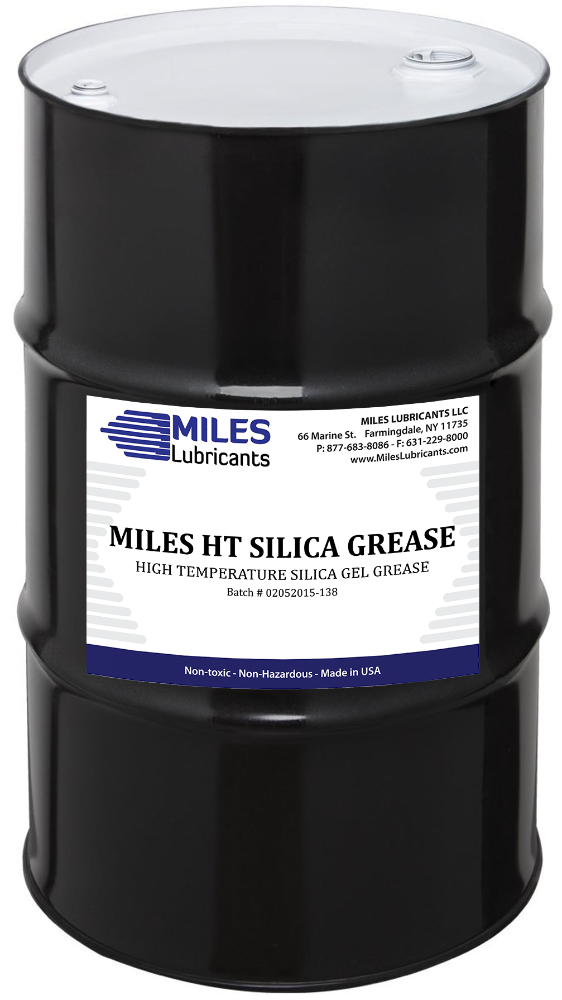 MILES HT SILICA GREASE (400 LB. Drum)