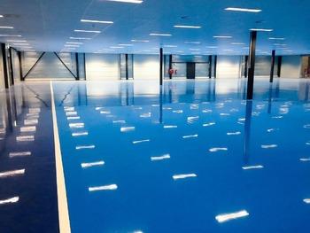 Fußbodenbelag Gießen ~ Industrielle hohe festigkeit kratzfestigkeit europäischen qualität