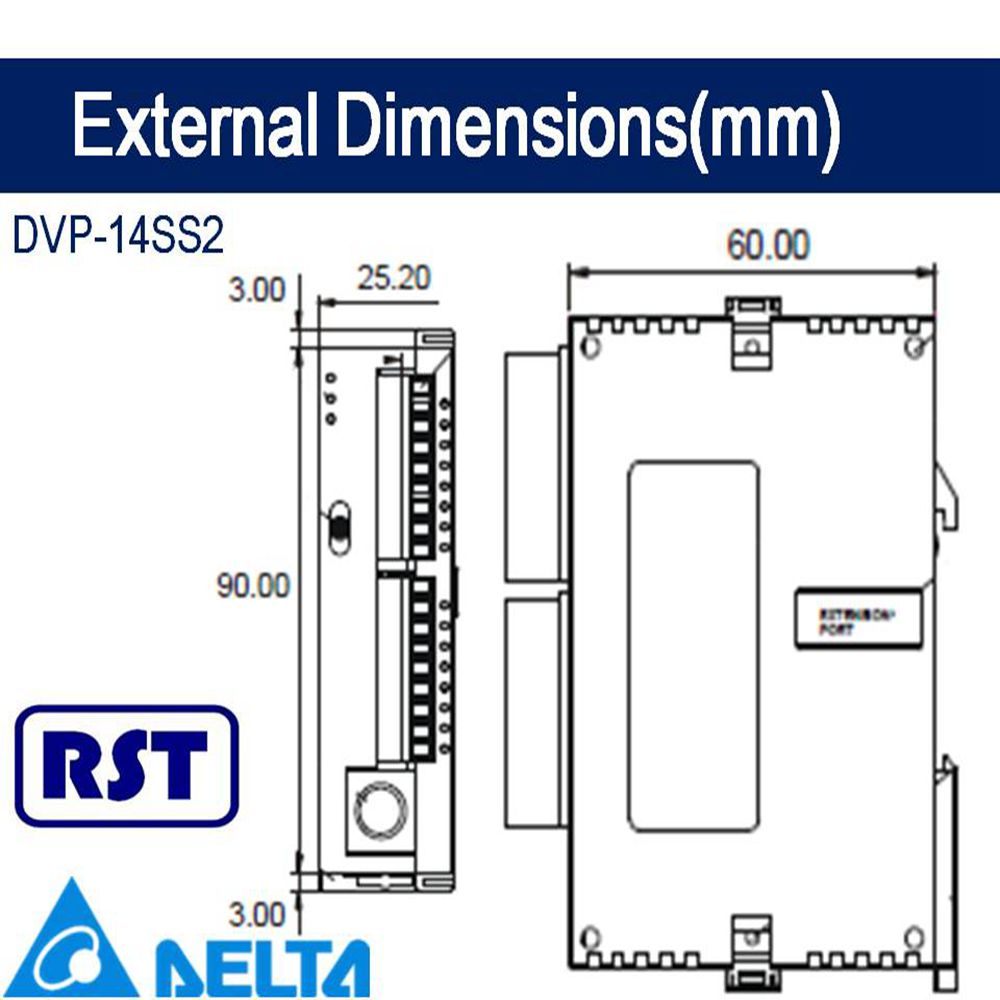 UT8y4hkXFFaXXagOFbXa delta dvp ss2 series digital extension module dvp 14ss2 plc buy delta dvp plc communication cable wiring diagram at readyjetset.co
