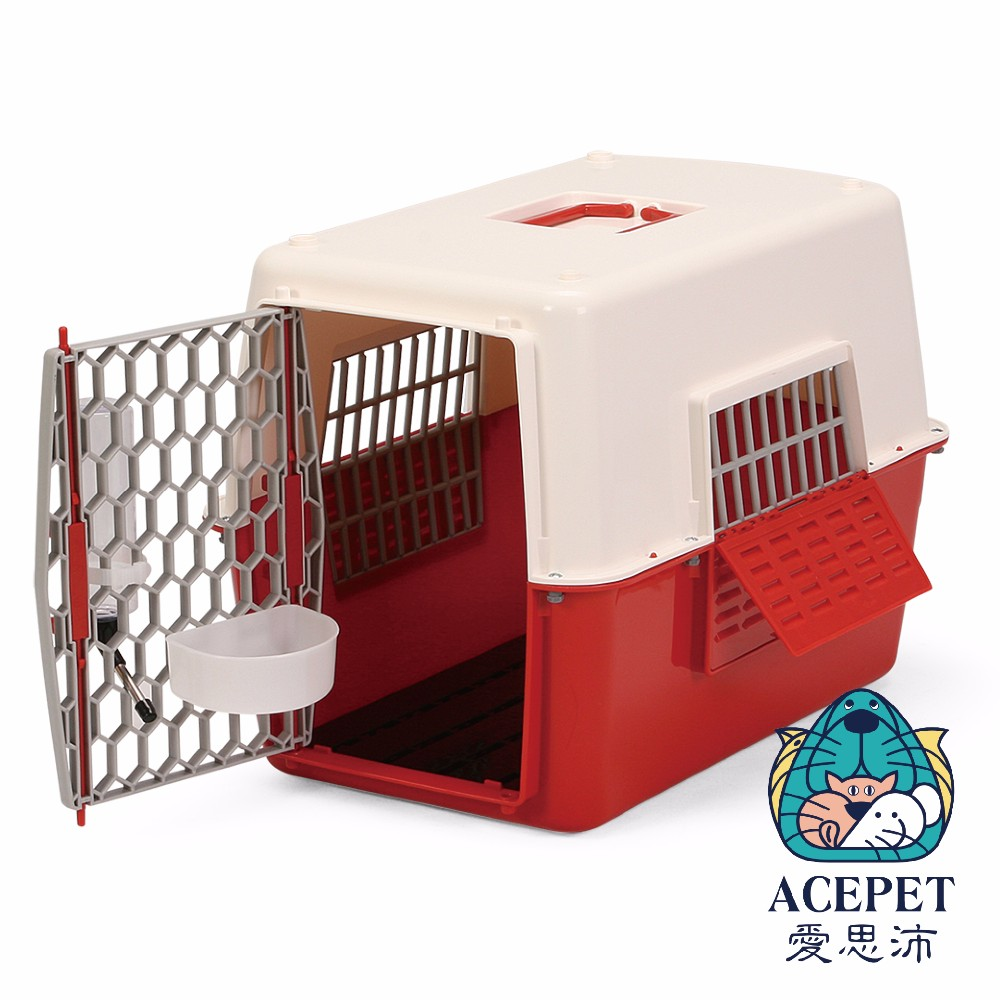 844 Taiwan design Pet product,Dog Cat Transport Cage,3coior Plastic pet carrier