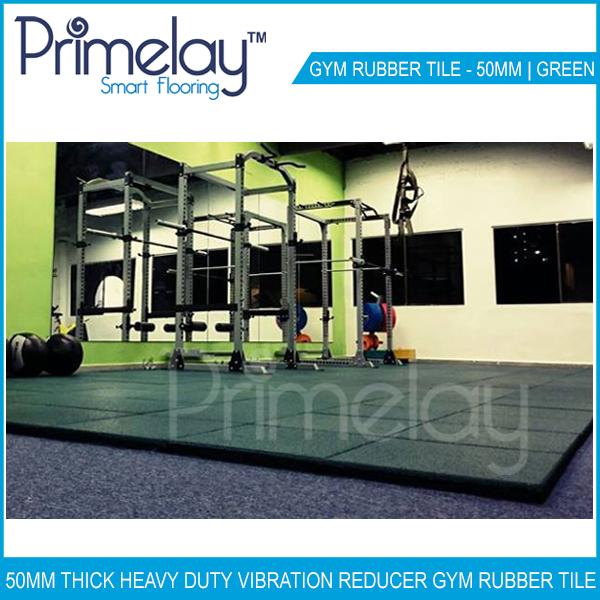 Rubber Mats For Gym Floor | Primelay Smart Flooring