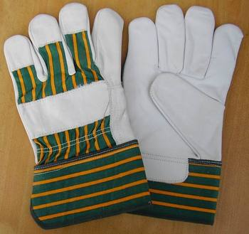 Real Cow Split 707 Working Gloves