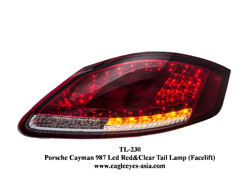 Eagle Eyes Taillight For Porsche Cayman 987