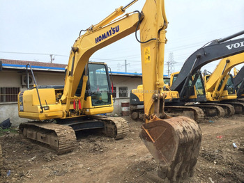 Daewoo Excavator,Yanmar Mini Excavator Parts,Mini Excavator,Used Komatsu  Excavator Pc110-7 Pc110-6 Pc110-5,Good Condition,Cheap! - Buy Komatsu